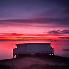 Twilight Bay Poole Harbour by delros
