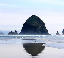 Cannon Beach, Oregon by dkaranouh
