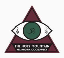 The Holy Mountain T Shirt by ubikdesigns