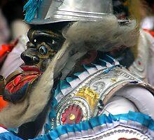Folk Dancing Corso Wong by Luis Fernando Del Águila Mejía