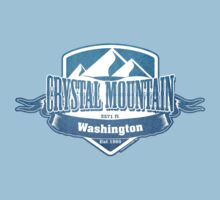 Crystal Mountain Washington Ski Resort by CarbonClothing