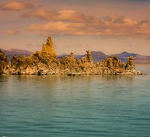 Tufa Island by David Seibold