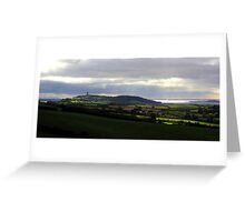 Scrabo Country View Greeting Card