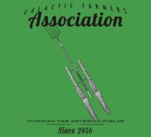 Galactic Farmers Association by dudewithhair