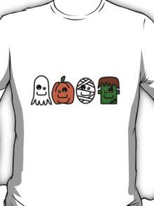 Halloween Headz T-Shirt