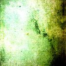 iPad Case Abstract Cool Green Grunge Beautiful Stone Texture by Denis Marsili