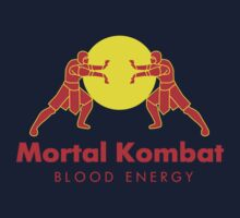Mortal Kombat - Blood Energy by ikarus³ .