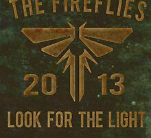 Fireflies 2013 - The Last of us by The3rdProject