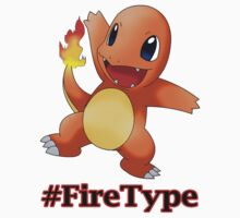 Charmander Fire Type Pokemon by gbenaim