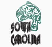 FISH SOUTH CAROLINA VINTAGE LOGO by phnordstrm