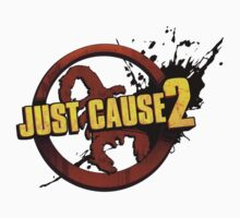 Just Cause 2/Borderlands 2 Logo by dab88
