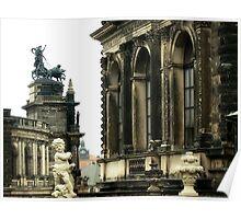 Cherub of Dresden  Poster