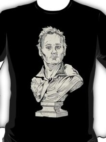 Bill Murray Sculputre T-Shirt