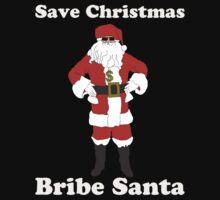 Bribe Santa Kids Clothes