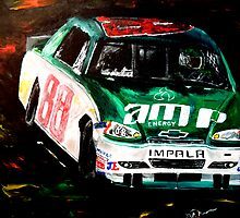 Driven - Dale Earnhardt Jr by markmoore