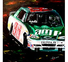 Driven - Dale Earnhardt Jr Photographic Print