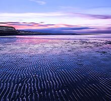 Epple Bay Sunset by Ian Hufton