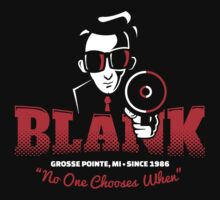 Grosse Pointe Blank by Tabner