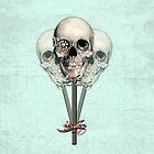 Eternally Sweet Skull Lollipops  by KristyPatterson