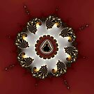 Exiled Mandelbrot No. 32 by Mark Eggleston