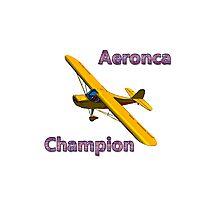 Aeronca Champion Photographic Print
