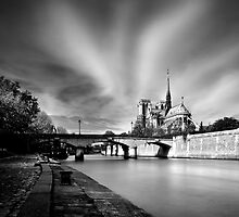 Autumn in Paris 4 - Notre Dame by TheQuietCinema