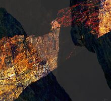 FRACTURE XXXVII by Paul Davenport