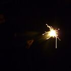 Bonfire Night Sparklers by SamanthaMirosch