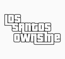 Los Santos owns me by nektarinchen