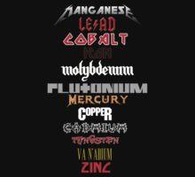 Heavy Metals by ubiquinone