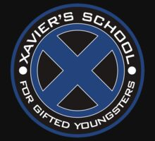 Xaviers School For Gifted Youngsters by Artmaniac