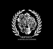 KPDZN Ohm Skull Graphic by KristyPatterson