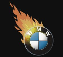 Bmw Basic Flame by Picshell80