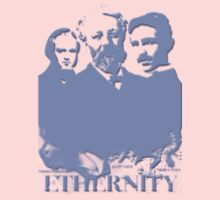 Ethernity in blue Kids Clothes