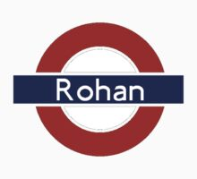 Middle-Earth Tube Station - Rohan Kids Clothes