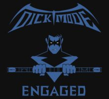 DickMode by Eric Barbour