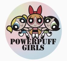 POWER PUFF GIRLS by Darrencosgrove