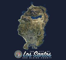 Los Santos Render/Map by DaisyGraphics