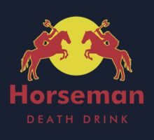 Horseman - Death Drink by ikarus³ .