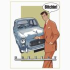 Ford Prefect 105E by Steve Harvey