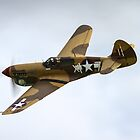 P40E Kittyhawk by PhilEAF92