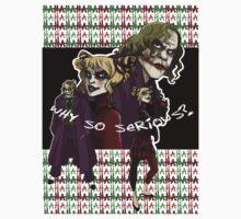 Joker n Harley by osideous