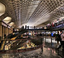 Union Station by Bernai Velarde