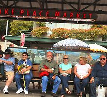 Pike Place Market Stop by Brendagpotash
