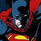 Batman x Clark Kent by Conroy Lex