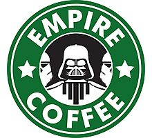 Empire Coffee Photographic Print