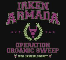 Irken Armada: Color Option by machmigo