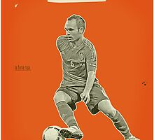 Iniesta by homework