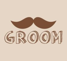 MUSTACHE theme wedding: GROOM by jazzydevil
