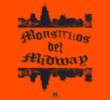 Monstruos Del Midway Tee by tony.Hustle.tees ®